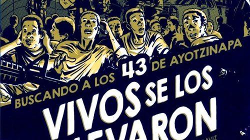 Ayotzinapa, una novela gráfica