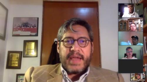 """""""Proteger derechos, más que a personas"""", pide González Placencia"""