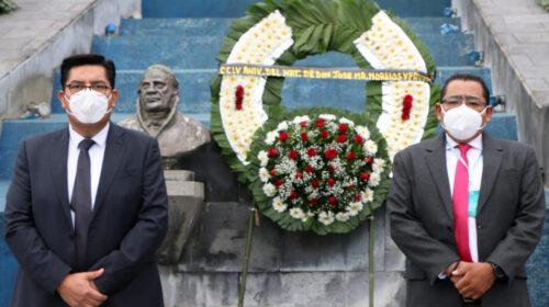 Conmemoran CCLV Aniversario del Natalicio del General José María Morelos y Pavón