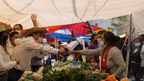SAGA realizó primer recorrido en Teolocholco