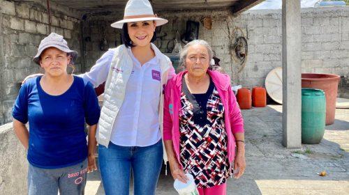 En Tlaxcala queremos paz y reconcilio, no más polarización: Liliana Becerril